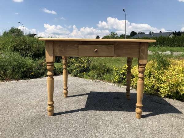 massiver Bauerntisch Tisch Landhaustisch Naturholz Z1669