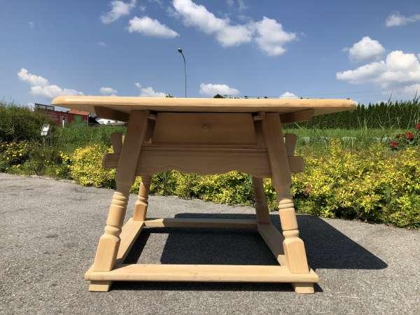 alter Bauerntisch Jogltisch Tisch Landhaustisch Naturholz Z1666