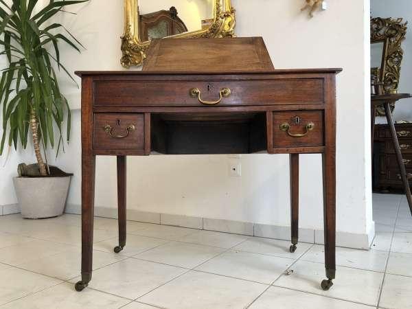 Originalstück Jugendstil Designerschreibtisch Schreibtisch Sekretär Z1273