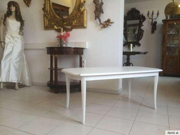 stilvoller Couchtisch Tisch Holztisch Landhausmöbel 7895