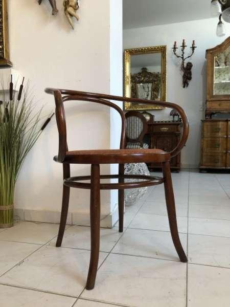 thonet stuhl sessel schreibtisch armlehn sessel bugholzm bel x1570 antike sitzm bel. Black Bedroom Furniture Sets. Home Design Ideas