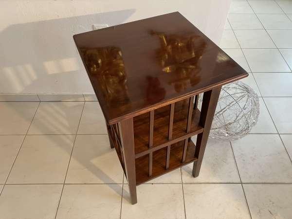 restaurierter Jugendstil Tisch Beistelltisch Tischerl elegant E2032