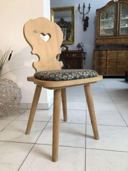 massiver Bauernsessel Sessel Stuhl Küchensessel X1650