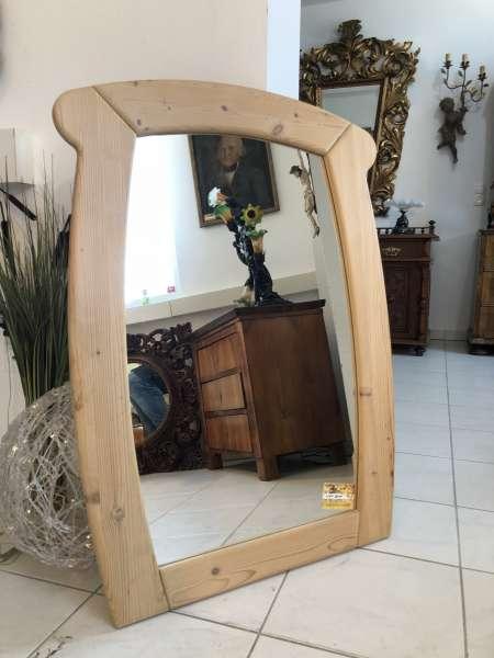 bäuerlicher Spiegel Holzspiegel Wandspiegel Dekospiegel X2150