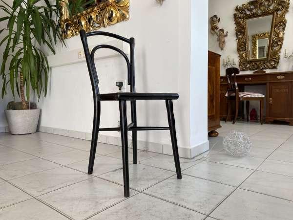 originaler Sessel Stuhl Jugendstil Thonet Bugholzmöbel A2238