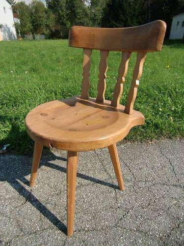 uriger Sessel Stuhl Bauernsessel Bauernstuhl Traumstück Nr. 1544