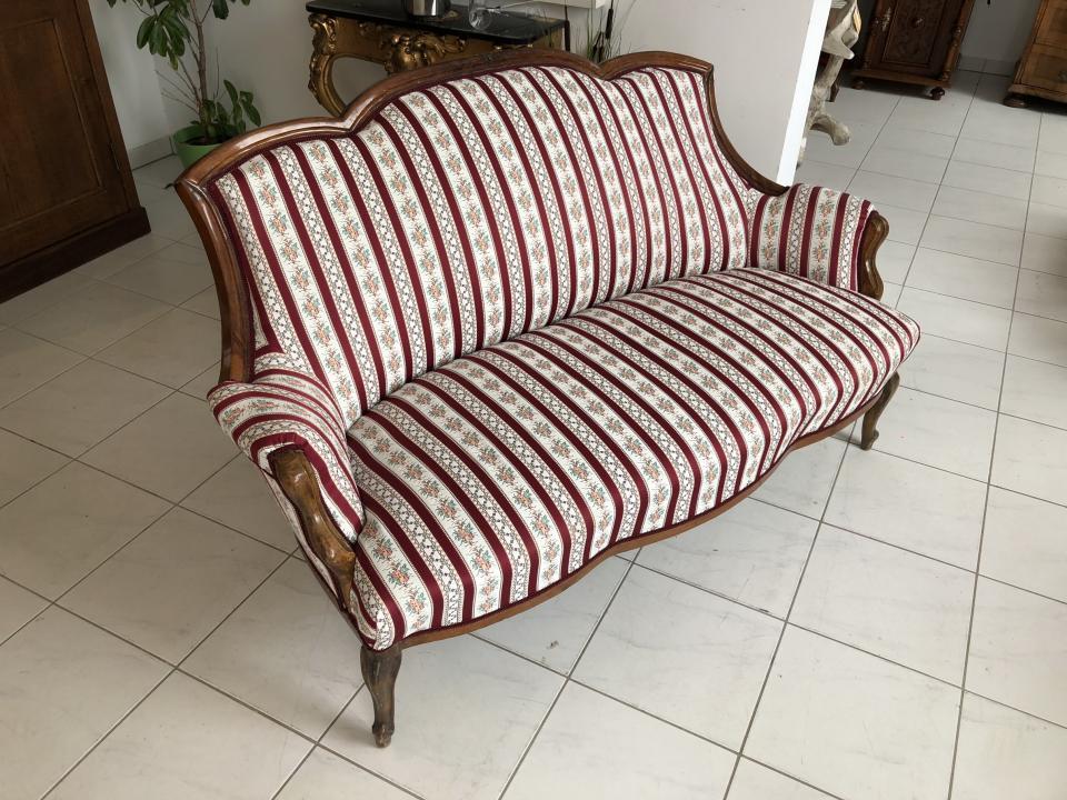 Grunderzeit Sofa Diwan Liege Couch Traum Restauriert X1683 Antike