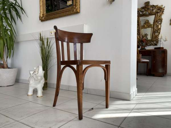 restaurierter Jugendstil Art Deco Sessel Schreibtischsessel A2609