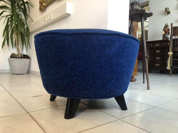 Bretz BRETZ HOCKER Stuhl blau Z1425