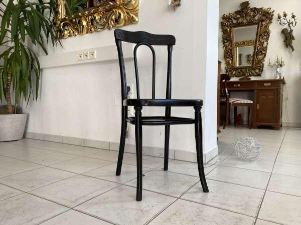 originaler Sessel Stuhl Jugendstil Thonet Bugholzmöbel A2239
