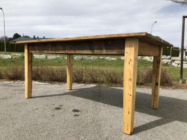 uriger Tisch Bauerntisch Jogltisch Landhaustisch Naturholz Brettholztisch 1,80m X1457