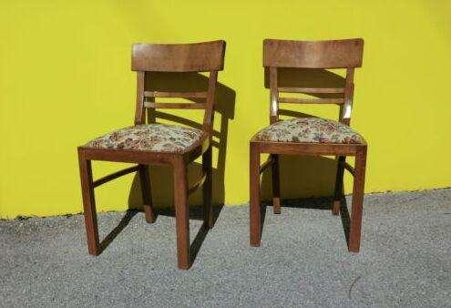 alte 2 stabile sessel st hle 50er jahre bauhaus stil 5483 antike sitzm bel antiquit ten. Black Bedroom Furniture Sets. Home Design Ideas
