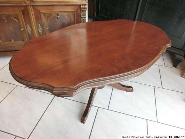 Barockstil Couchtisch Tisch Wohnzimmertisch 0008