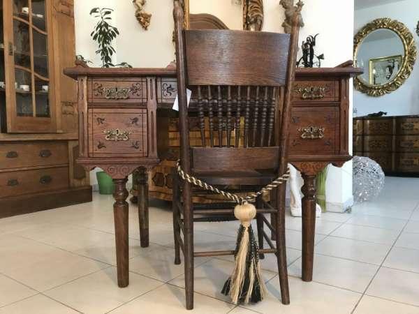 Historismus Schreibtisch Sekretär Damenschreibtisch Schreibmöbel W3382