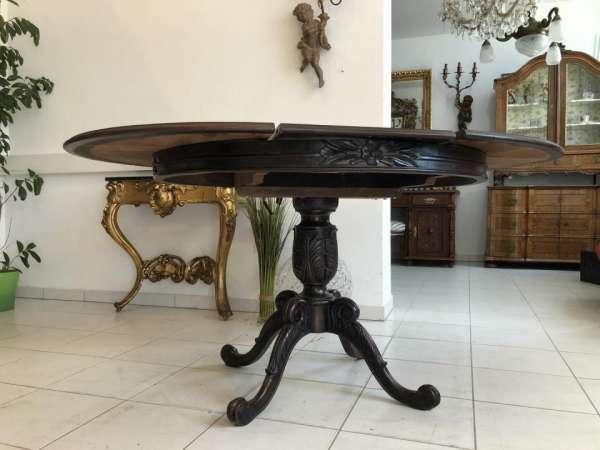 Esszimmertisch Barockstil Tisch Speisezimmertisch Auszugtisch X1887