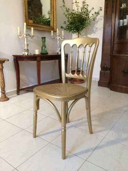 Stuhl Sessel Bugholzsessel Holzsessel Stappelstuhl Nr. 7072