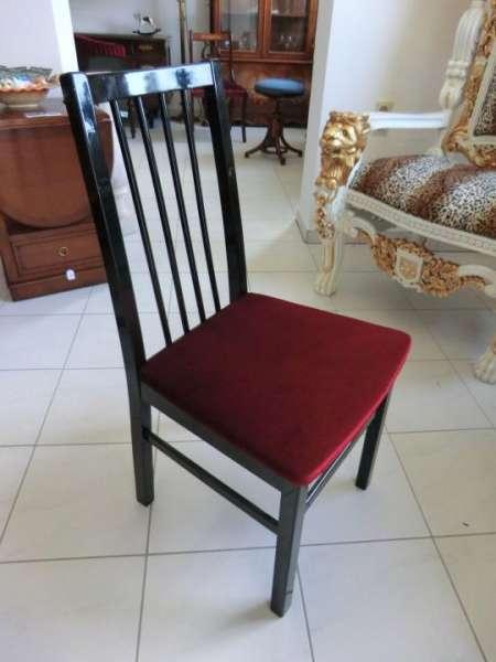 eleganter Jugendstil Sessel Stuhl Stilmöbel Nr. 5492