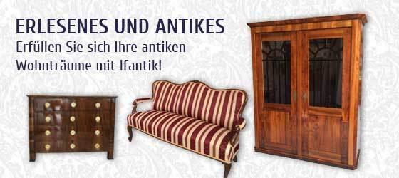 Antiquitäten Online Fachhandel Wwwifantikat