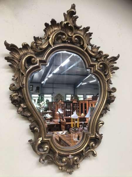 venezianischer Florentiner Spiegel Florentiner Wandspiegel E1390