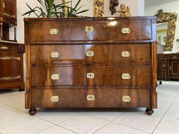 Biedermeier Schreibkommode Ladenkommode Original restauriert E2301