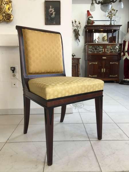 Schreibtischsessel Stuhl Desingersessel Biedermeierstil Z2324