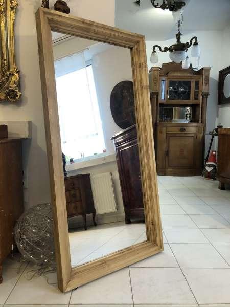 bäuerlicher Naturholzspiegel Spiegel Holzspiegel Wandspiegel Z2110