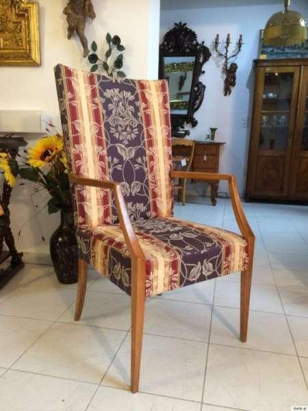 Fauteuil 50er Designerstuhl Stil Armlehnstuhl 1 Stück - Nr. 8500