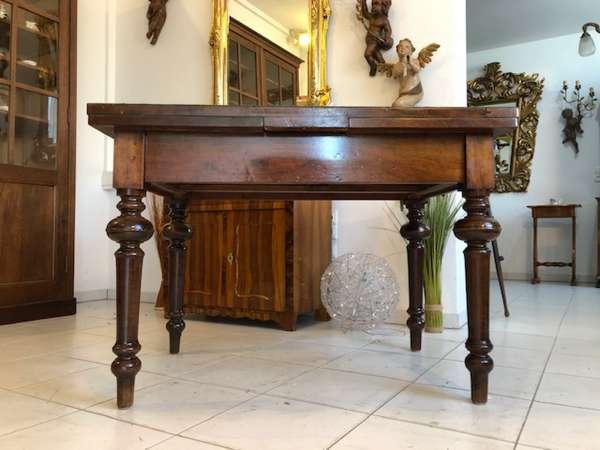 Gründerzeit Tisch Esstisch Speisezimmertisch Auszugtisch X2580